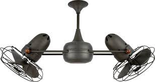 dual fan ceiling fan dual blade ceiling fan kick ady