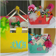 custom gift basket all occasions custom gift baskets pj s monogram more