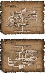 All Items Map Terraria Castlevania Symphony Of The Night Maps Castlevania Crypt Com