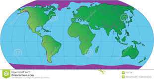 the map of the earth earth map stock illustration image of country earth 1024798
