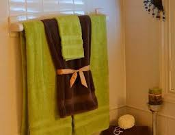 bathroom towel folding ideas great best 25 folding bath towels ideas on folding bathroom for decorative towels for bathroom ideas 427x329 jpg