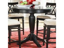 pub table height 42 american drew camden dark 919 707r round counter height pub table