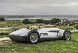 nissan infiniti 2017 infiniti reveals the prototype 9 concept a retro race car at the