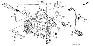 honda civic 2002 transmission schematic diagram 28 images 2000