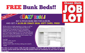Bunk Bed Free Free Bunk Beds How To Shop For Free With Kathy Spencer