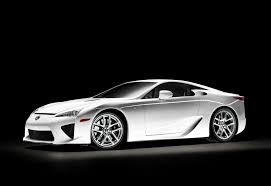 lexus supercar 2013 lexus lfa hits the market