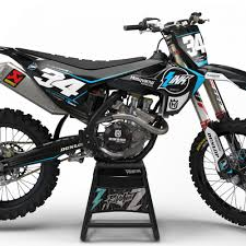 husqvarna motocross bikes husqvarna graphics archives rival ink design co custom