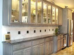 White Washed Cabinets Kitchen Kitchen Cabinet Washed Childcarepartnerships Org