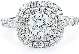 halo engagements rings images Pave double halo diamond engagement ring scs1414c png
