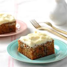 classic carrot cake recipe taste of home