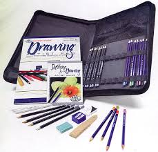 sketching u0026 drawing studio artist set national artcraft
