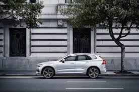 first production 2018 volvo xc60 rolls off assembly line
