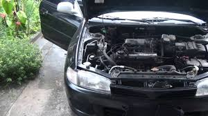 mitsubishi lancer glx modified mitsubishi lancer 97 venda youtube