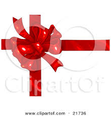 christmas gift bow christmas gift bow clipart clipground