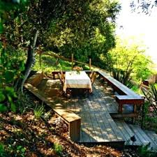Sloping Backyard Landscaping Ideas Hilly Backyard Landscaping Ideas Google Search Landscaping Ideas