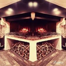 feu de cuisine cuisine au feu de bois photo de alcyone l isle sur la sorgue