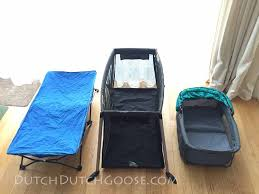 Toddler Folding Bed Regalo Toddler Travel Cot Review Dutch Dutch Goose