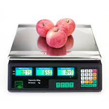 new digital weight price scale 40kg 88lb price computing food