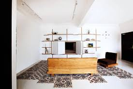 10 elegantly clean cut tv console and feature wall design ideas