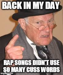 Meme Rap Songs - the evolution of rap imgflip