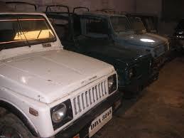 jeep dabwali army disposals in punjab team bhp