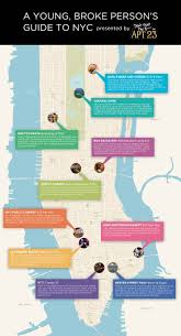New York City Map With Attractions by 26 Best Infographic Cities Images On Pinterest Cities Travel
