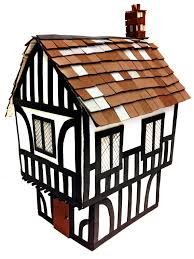 what makes a house a tudor hero house and city generator