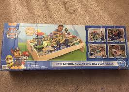 paw patrol adventure bay play table paw patrol adventure play table games toys in eagan mn