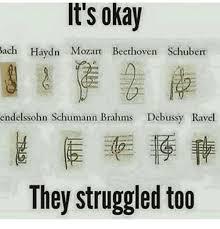 Beethoven Meme - it s okay bach haydn mozart beethoven schubert endelssohn schumann