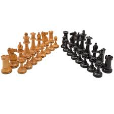man ray chess victorian staunton style chess set circa 1890 at 1stdibs