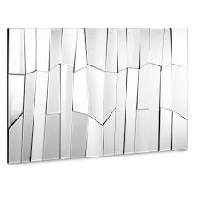 Bevelled Mirror Furniture Outstanding Glass Furniture For Your Wall Decoration