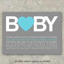 Baby Boy Baby Shower Invites Simple Baby Boy Baby Shower Invitations Which You Need To Make
