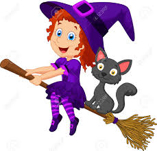 Halloween Witch Animated Cartoon Witch Images U0026 Stock Pictures Royalty Free Cartoon Witch