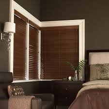 blinds 2 deluxe wood blinds contemporary bedroom
