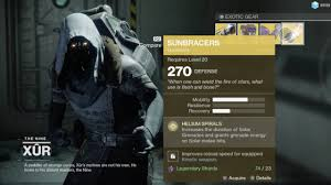 destiny 2 xur location weapons and armour sept 22 26 should you