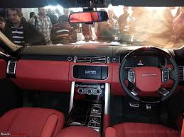 customized range rover interior range rover 4th generation driven page 6 team bhp
