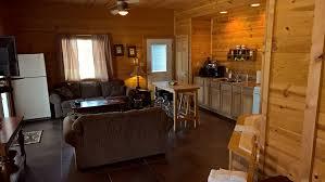 Cabin Sofa Sugar Suite Cabin 3 Cabins At Sugar Mountain