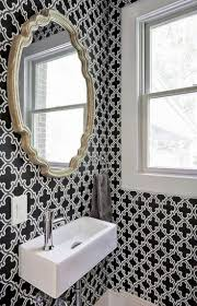 wallpapered bathrooms ideas 75 best trending in diy images on pinterest