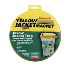 victor poison free victor yellow jacket magnet bag trap m370 the home depot