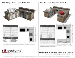 Ready To Build Kitchen Cabinets Rtf Outdoor Kitchen Cabinets