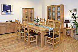 Dining Room Furniture Oak Dining Sets Combine And Save Oak - Dining room chairs oak