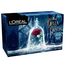 l oreal rolled out a limited edition bella e la bestia bundle and right from the start it s stunning