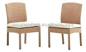 Dining High Chairs Rattan High Back Dining Chair Wicker High Back Chair High