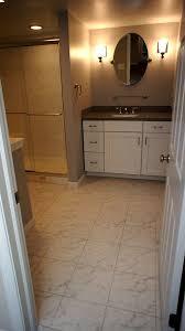 Basement Bathroom Ejector Pump Bathrooms Acc Finished Basement U0026 Remodeling Montgomery Bucks