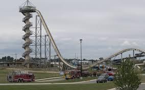 Six Flags Texas Accident Son Of Kansas Lawmaker Dies On Verrückt Slide At Schlitterbahn