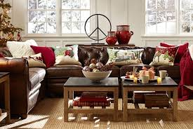 Pottery Barn Henley Rug Living Room Decorating Styles Nostalgic Classic Modern Family