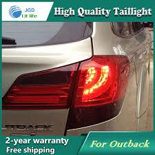 2008 subaru outback brake light bulb car styling tail l for subaru outback 2010 2014 tail lights led