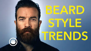 mens style hair bread 5 beard style trends for 2017 jeff buoncristiano youtube