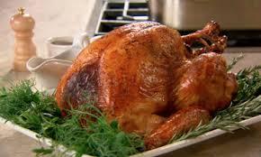roasting turkey in parchment paper martha stewart