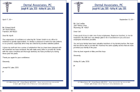 reference letter for dentist colleague mediafoxstudio com
